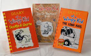 Diary of a wimpy kid bundle childrens bookstore diary of a wimpy kid bundle solutioingenieria Choice Image